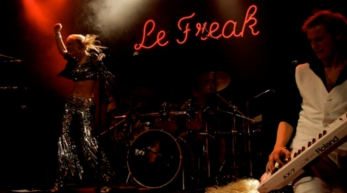 Le Freak Partyband